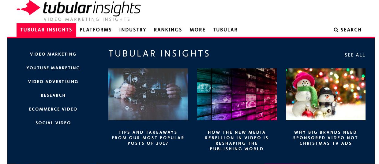 Tubular Insights