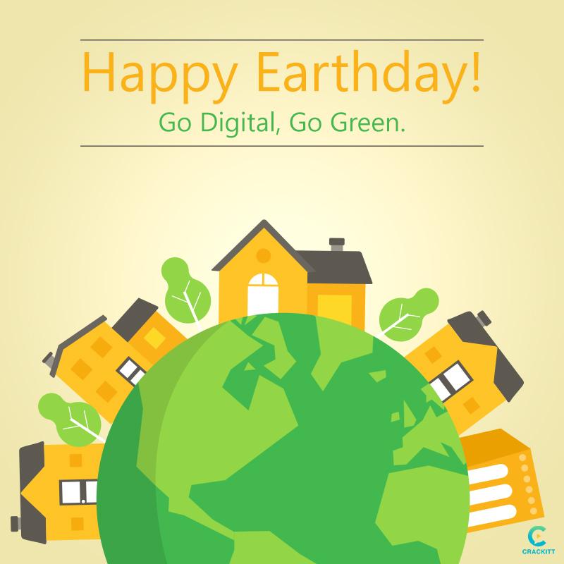 Earth Day- Crackitt