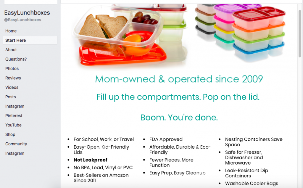Easy LunchBoxes- Crackitt Blog