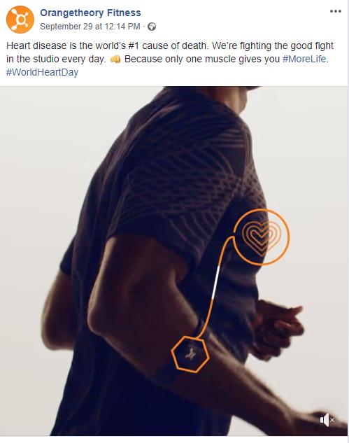 OrangeTheory Fitness- Banner