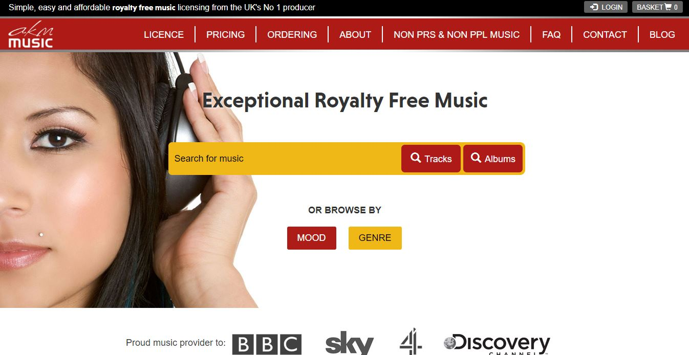 21 Royalty-Free Music Websites: Get Free Music & SFX For
